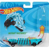 Hot Wheels Auto Mutant Skullface blue