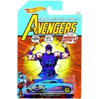 Hot Wheels Avengers Tématické auto Purple Passion