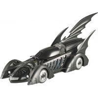 Hot Wheels Batman Prémiové auto 1:50 Batman forever Batmobile