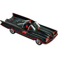 Hot Wheels Batman Prémiové auto 1:50 Classic TV series Batmobile