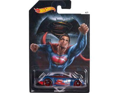 Hot Wheels Batman vs Superman Angličák - Covelight
