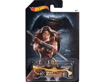 Hot Wheels Batman vs Superman Angličák - Power Pistons