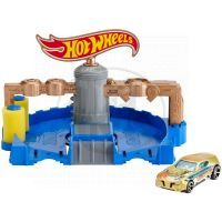 Hot Wheels Set městem na kolech - Car Wash 3
