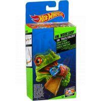 Hot Wheels Track Builder základní set - Žába z bažiny 2