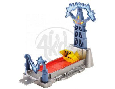 Hot Wheels Track Builder základní set - Překlápěcí věž