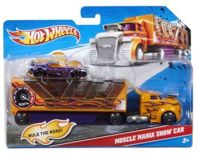 Hot Wheels C0628 Transportér - W4673