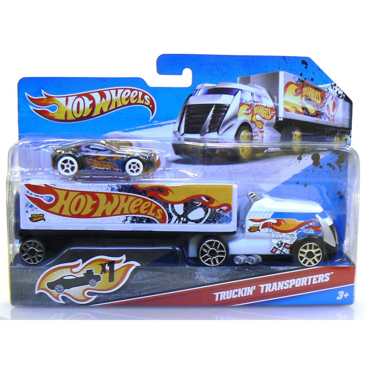 Hot Wheels C0628 Transportér - W4674