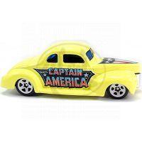 Hot Wheels Captain America angličák - 40 Ford Coupe