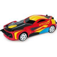 Hot Wheels červené Urban Agent RC 1:24 2