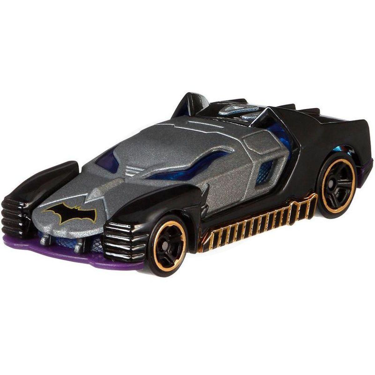 Hot Wheels DC kultovní angličák Batman Rebirth