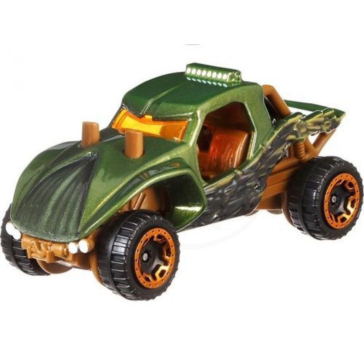 Hot Wheels DC kultovní angličák Swamp Thing