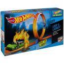 Hot Wheels Dráha závodní překážky - Rozjeď to do smyčky 2