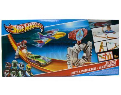 Hot Wheels Hrací sady speciálních efektů - Jet Race