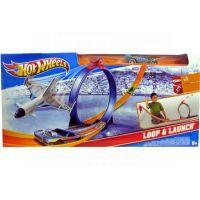 Hot Wheels Hrací sady speciálních efektů - Shark Slammer 3