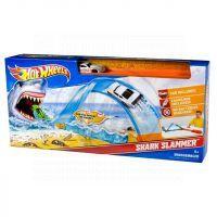 Hot Wheels Hrací sady speciálních efektů - Shark Slammer 6