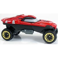 Hot Wheels Marvel Character Cars Deadpool 2