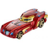 Hot Wheels Marvel kultovní angličák Iron Man
