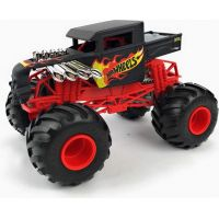 Hot Wheels Monster trucks kaskadérské kousky Bone Sharker