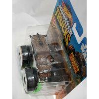 Hot Wheels Monster trucks kaskadérské kousky Chewbacca 2
