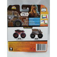 Hot Wheels Monster trucks kaskadérské kousky Chewbacca 3