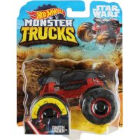 Hot Wheels Monster trucks kaskadérské kousky Darth Vader
