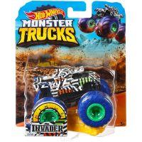 Hot Wheels Monster trucks kaskadérské kousky Invader