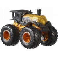 Hot Wheels Monster trucks kaskadérské kousky Loco Punk