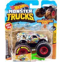 Hot Wheels Monster trucks kaskadérské kousky Potty Central