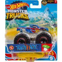 Hot Wheels Monster trucks kaskadérské kousky Race Ace 3