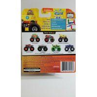 Hot Wheels Monster trucks kaskadérské kousky Spongebog Squarepants 2