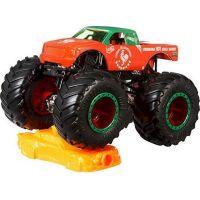 Hot Wheels Monster trucks kaskadérské kousky Sriracha