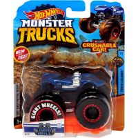 Hot Wheels Monster trucks kaskadérské kousky Twin Mill