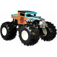 Hot Wheels Monster trucks velký truck Boneshaker