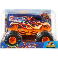 Hot Wheels Monster trucks velký truck Delivery 2