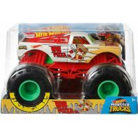 Hot Wheels Monster trucks velký truck HW Pizza CO.