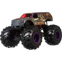 Hot Wheels Monster trucks velký truck One Bad Ghoul
