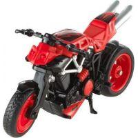 Hot Wheels motorka X-Blade červená