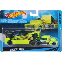 Hot Wheels Náklaďák Rock n Race
