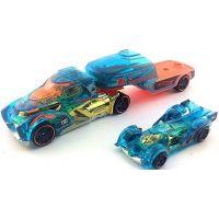 Hot Wheels Náklaďák X-Trayn modrý