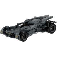 Hot Wheels prémiové auto Justice League Batmobile