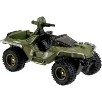 Hot Wheels prémiové auto UNSC Warthog