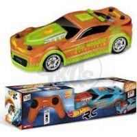 Hot Wheels modré Drift Rod RC 1:24 - Oranžová