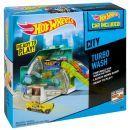 Hot Wheels Set městem na kolech - Turbo myčka 4