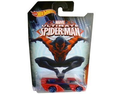 Hot Wheels Spiderman Autíčko - Spider-man 2099