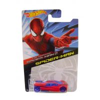Hot Wheels Spiderman Autíčko - What-4-2 3