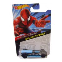 Hot Wheels Spiderman Autíčko - What-4-2 6