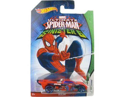 Hot Wheels Spiderman Autíčko - Bedlam Spider Man