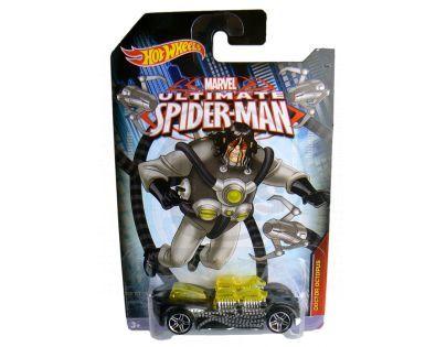 Hot Wheels Spiderman Autíčko - Doctor Octopus
