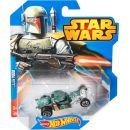 Hot Wheels Star Wars Autíčko - Boba Fett 2
