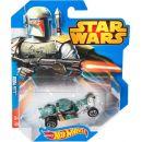 Hot Wheels Star Wars Autíčko - Boba Fett 2